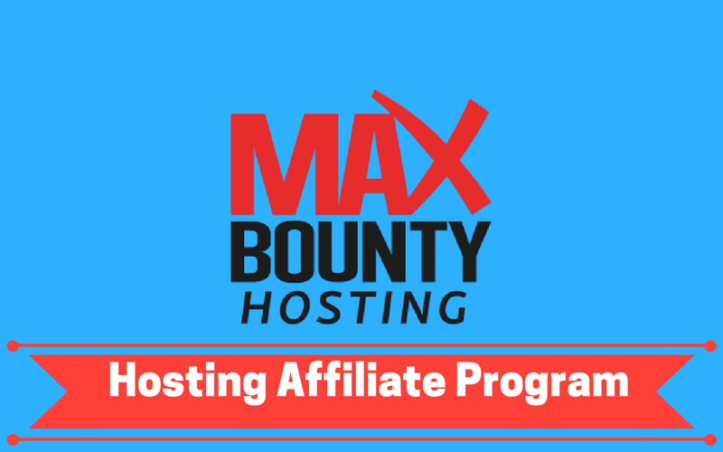 Maxbounty Hosting Affiliate Program