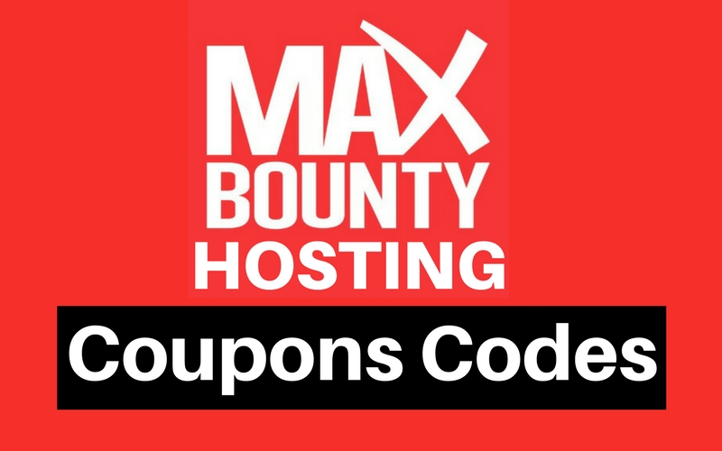 Maxbounty Hosting Coupon Codes