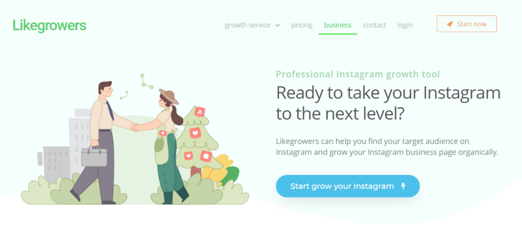 Likegrowers Business