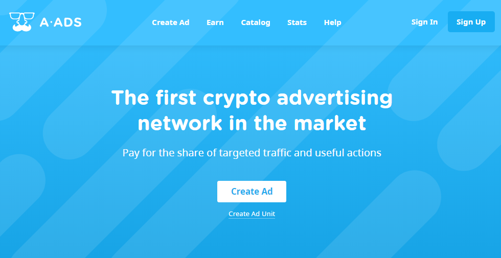 A-ADS Website