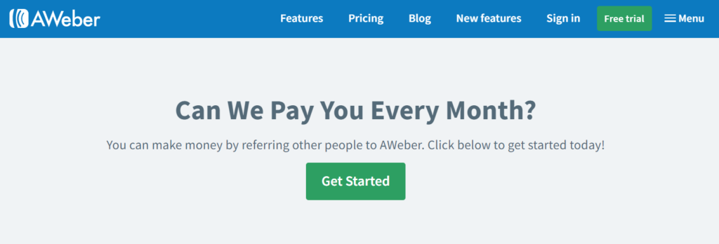 Aweber Affiliate