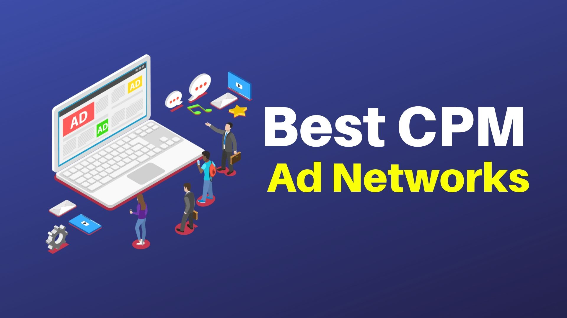 Best Ads Of 2020.20 Best Cpm Ad Networks For Publishers 2020 High Paying