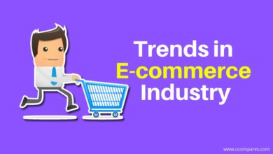 Trends in The E-commerce Industry
