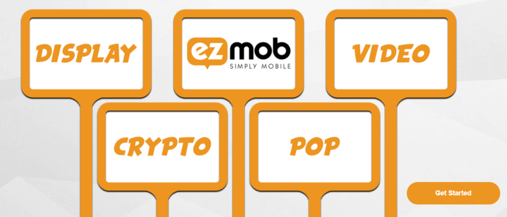 EZmob For Publishers
