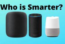 Google Assistant vs Amazon Alexa vs Apple Siri