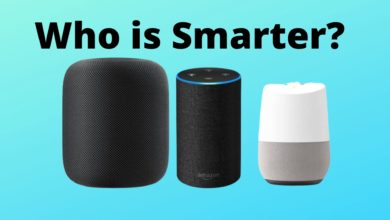 Google Assistant vs Amazon Alexa vs Apple Siri