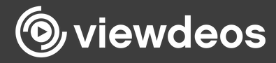 Viewdeos Logo