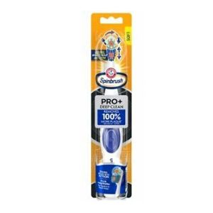 Arm & Hammer Spinbrush PRO+ Deep Clean Powered Toothbrush