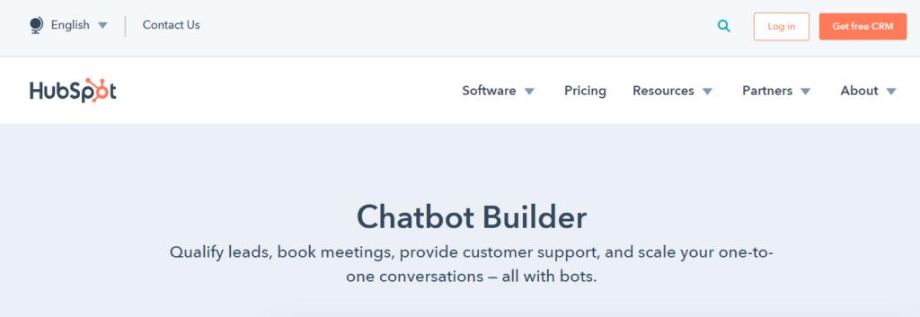 HubSpot Chatbot
