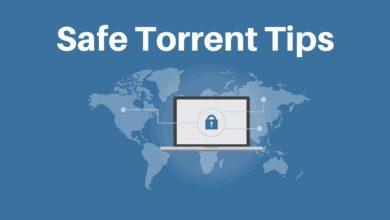 Safe Torrent Tips