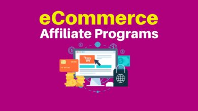 Ecommerce Affiliate Program