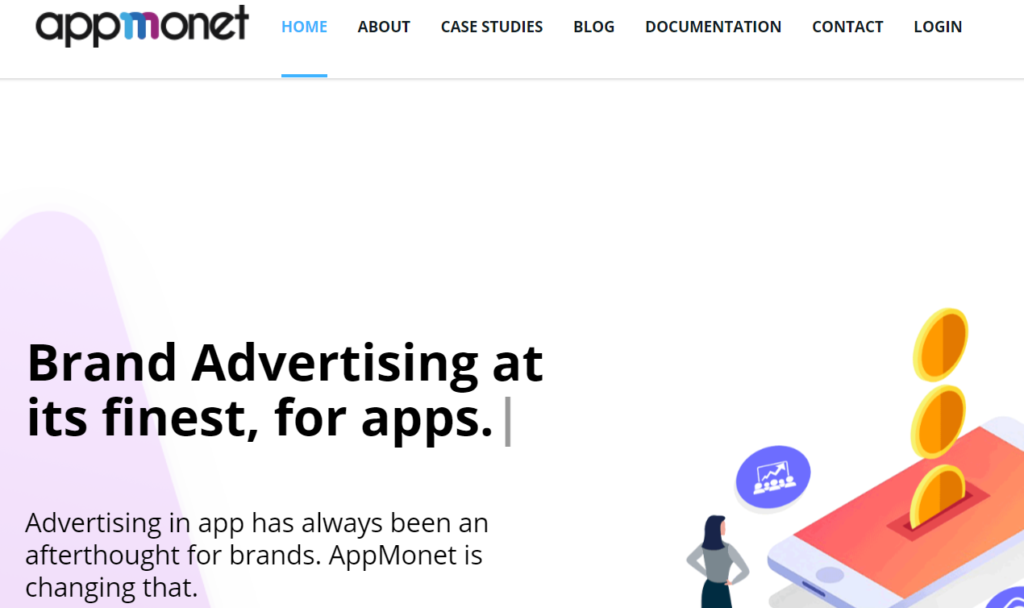 AppMonet Website