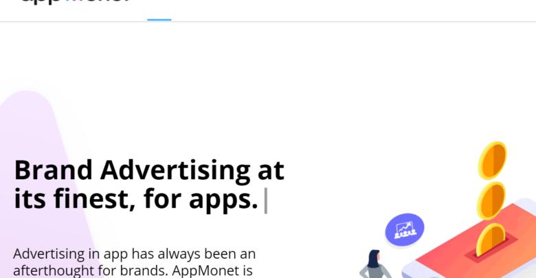 AppMonet Website