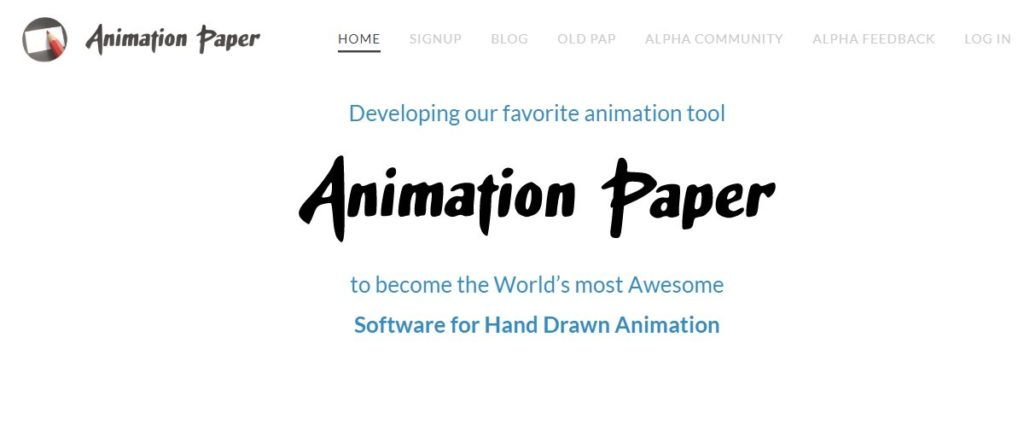 Animation Paper