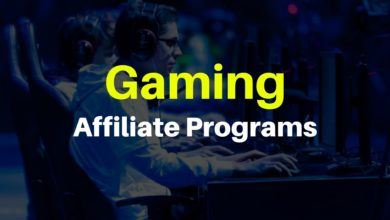 Gaming Affiliate programs