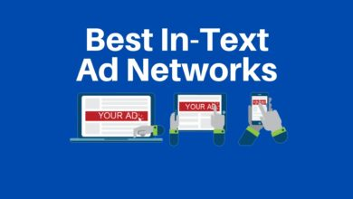 In-Text Ad Networks