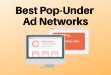 Pop-Under Ad Networks