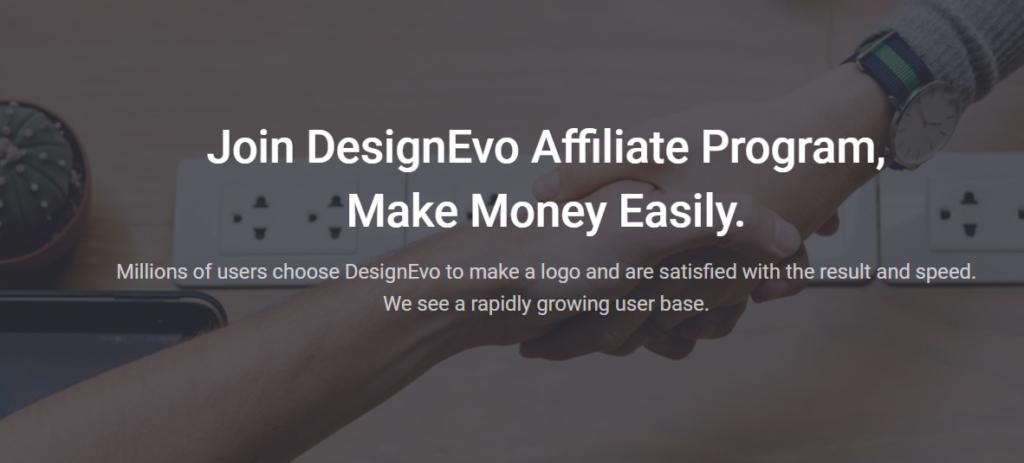 DesignEvo Affiliate Program