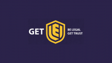 GetLEI Logo