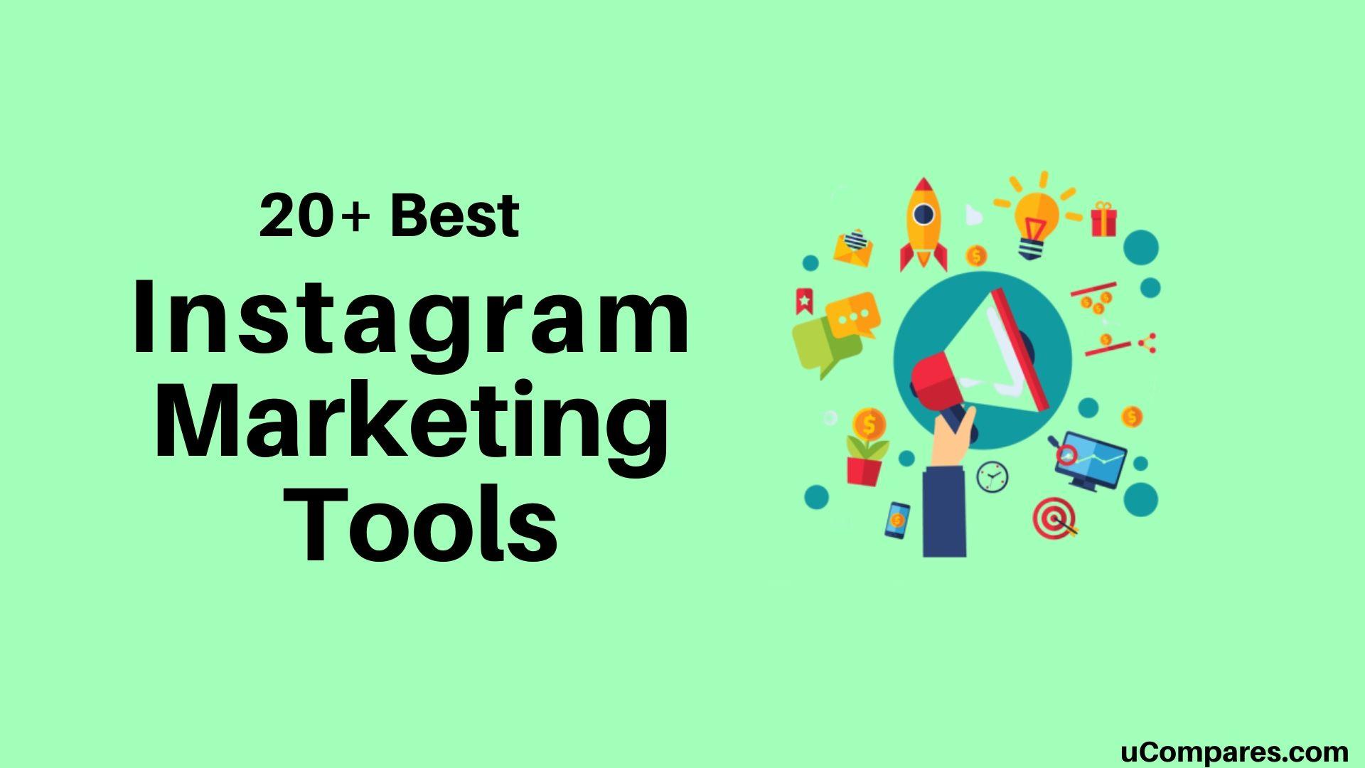 Instagram Marketing Tools