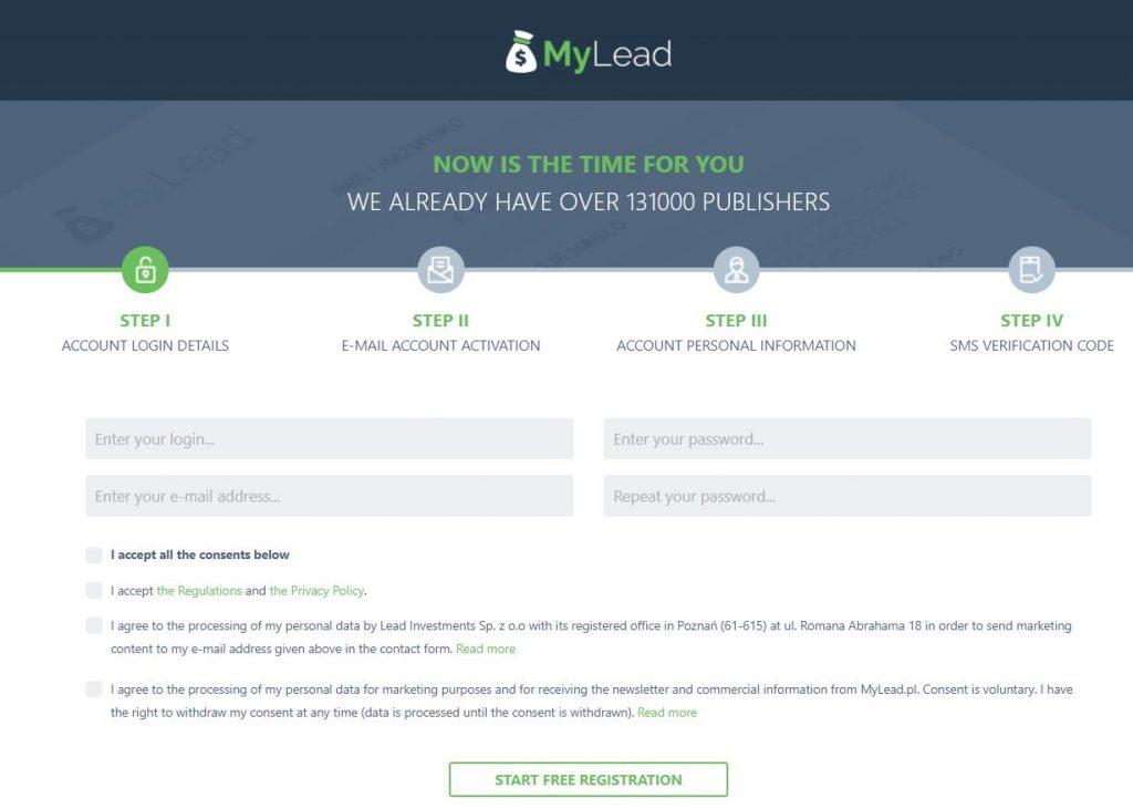 Join Mylead