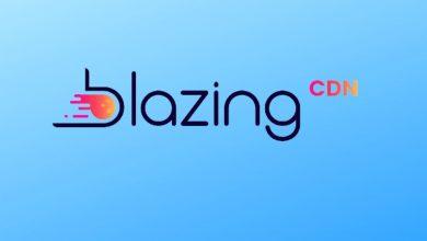 BlazingCDN Logo