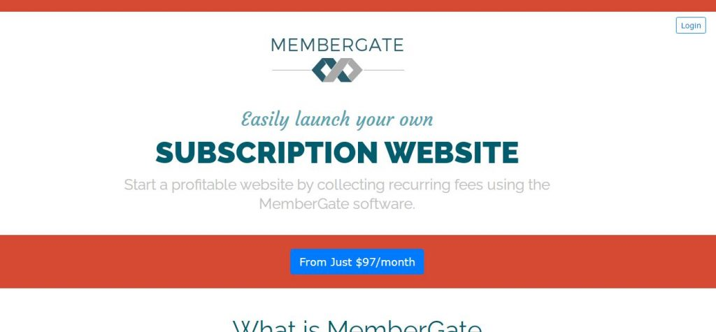 Member Gate