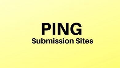 Best Ping Sites