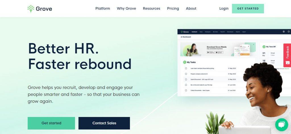 Grove HR