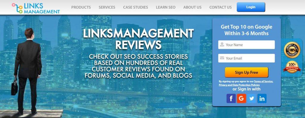 linksmanagement Reviews