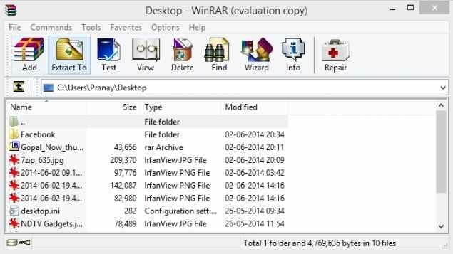RAR File Extractor