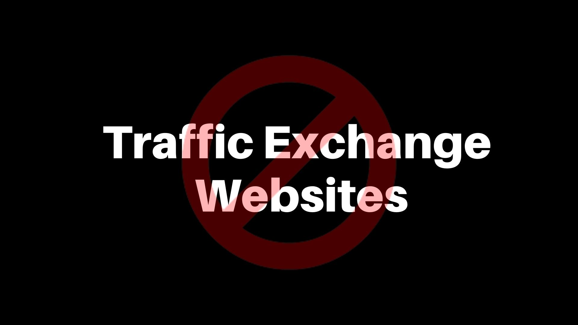 Traffic Exchange services