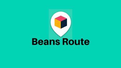 Beans Route Logo