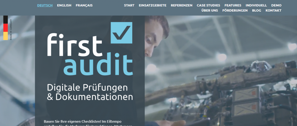 FIRST AUDIT