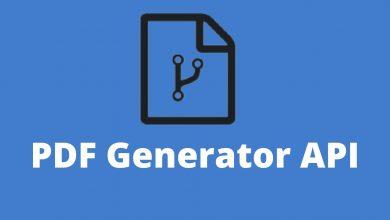 PDF Generator API
