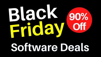Black Friday Software Deals